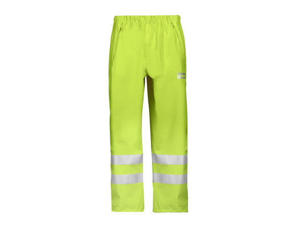Snickers 8243 Regenbroek PU High Visibility