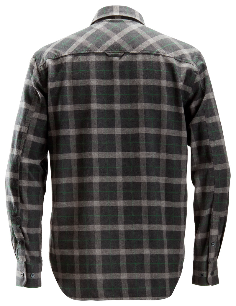 snickers 8516 AW Flannel Check LS Shirt