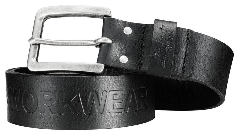 Snickers 9034 Leather Belt - Snickers Werkkledij