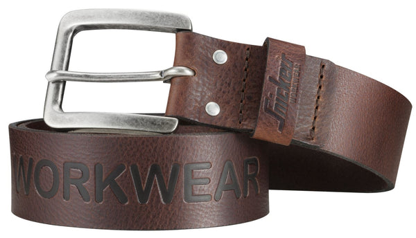 Snickers 9034 Leather Belt