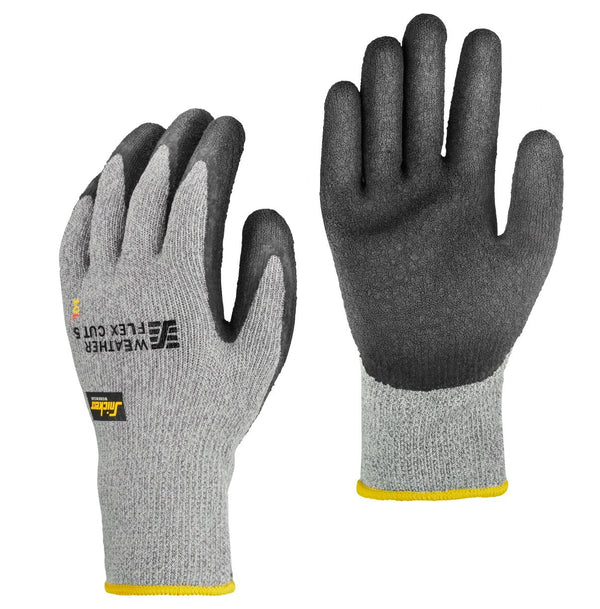 Snickers 9317 Weather Flex Cut 5 Glove (10 paar) - Hoge snijbescherming