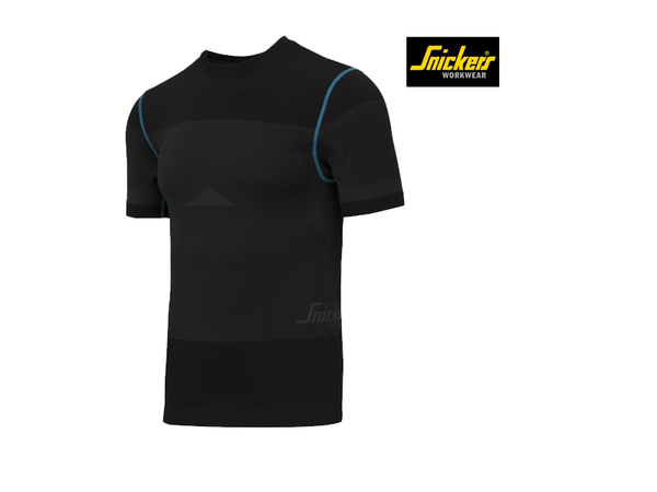 Snickers 9419 Litework, Naadloss 37.5 Shirt