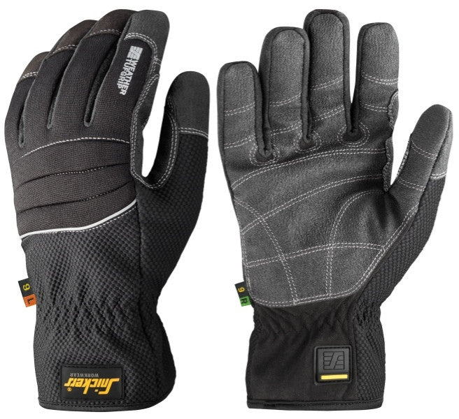 Snickers 9583 Weather Tufgrip Gloves - Snickers Werkkledij