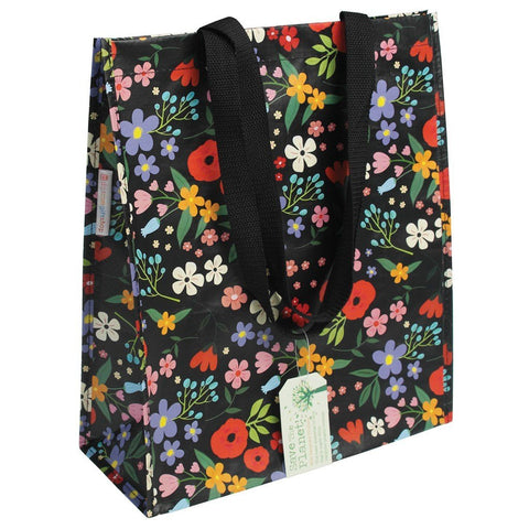 Pretty Flower Shopper Bag from Hyde and Seek