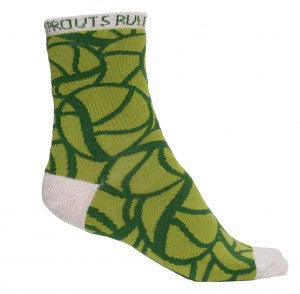 Brussel Sprout Socks
