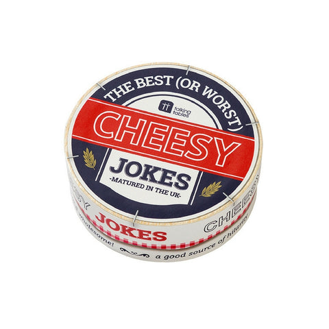 The Best or Worst Cheesy Jokes by Talking Tables