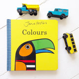 Jane Fosters Colours Book