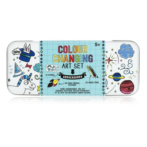 Magic Colour Changing Art Set