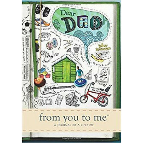 Buy Dear Dad: A Journal of a Lifetime From Hyde and Seek