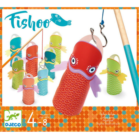 Fishoo Fishing Game by Djeco