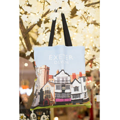 Exeter Devon Tote Bag from Hyde and Seek
