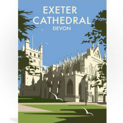 Exeter Cathedral Greeting Cards from Hyde and Seek
