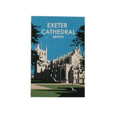 Exeter Cathedral Postcard from Hyde + Seek