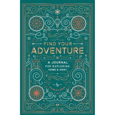 Find Your Adventure Journal