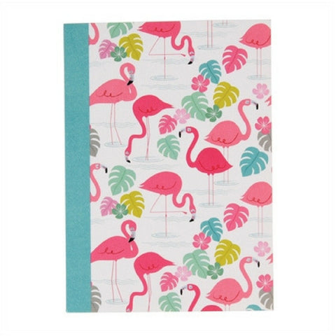 Flamingo Notebook from Hyde and Seek