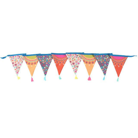 Festival Boho Flower Bunting from Hyde and Seek