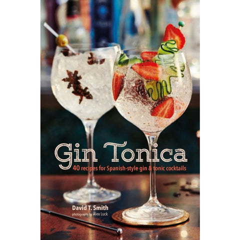 Gin Tonica Recipe Book from Hyde and Seek