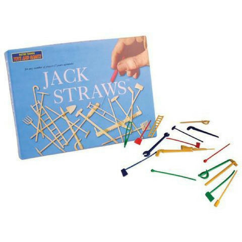 Jack Straws Pick Up Sticks by House of Marbles
