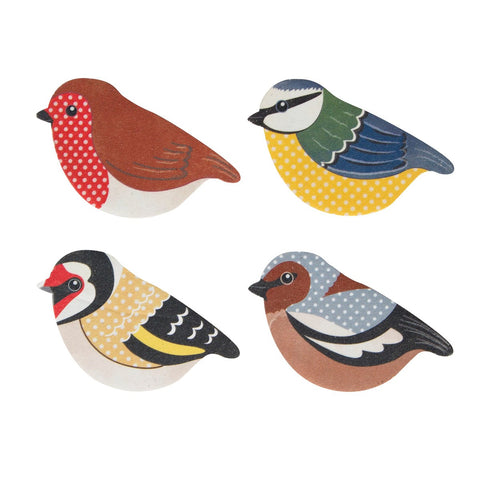 British Birds Nail File by Sass & Belle
