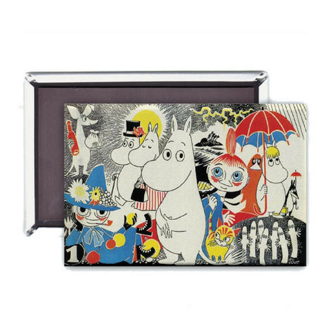 Moomin Comic Cover Magnet from Hyde and Seek