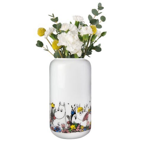 Moomin Shared Moments White Vase