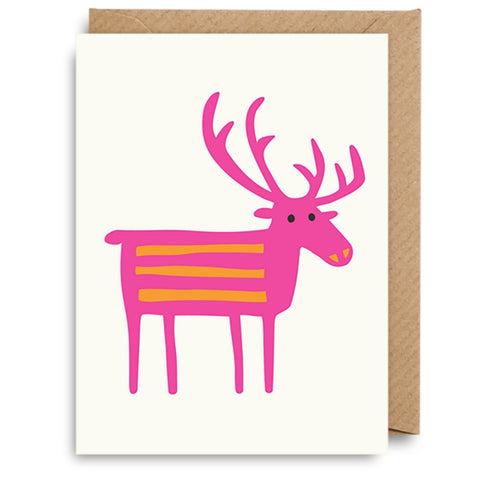 Moose Mini Card