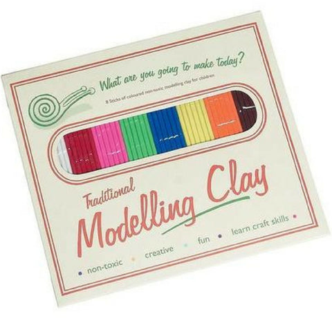 Traditional Modelling Clay