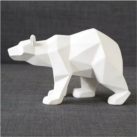 Nordic Christmas Polar Bear by Talking Tables