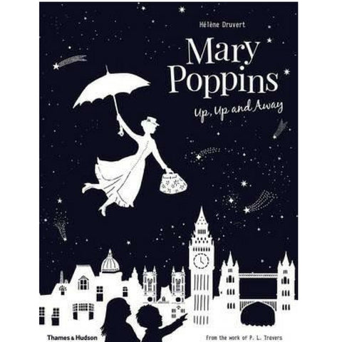 Mary Poppins Up Up And Away Pop Up Book