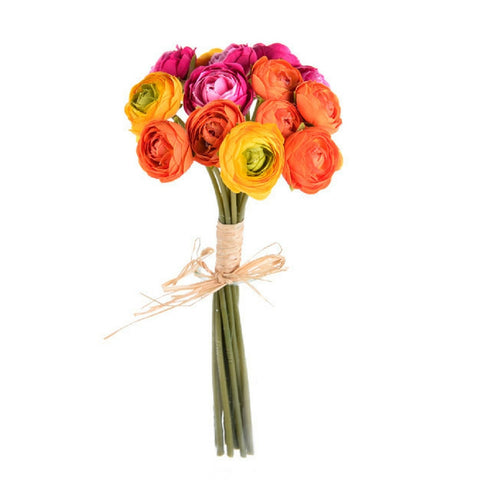 Buy Mini Ranunculus Mixed Bundle Flower Decoration from Hyde and Seek