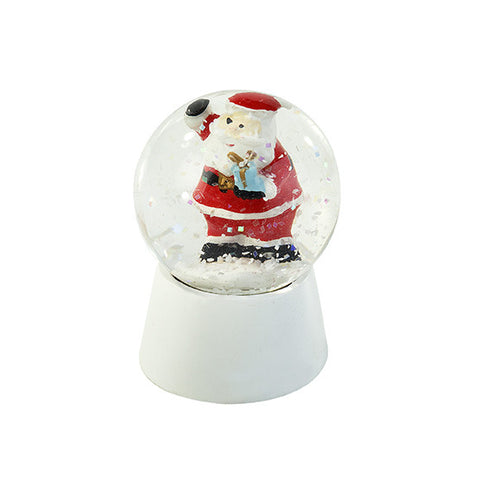 Santa Snow Globe by Talking Tables