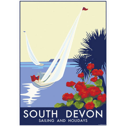 SOUTH DEVON CARD
