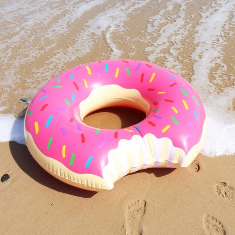 Buy Giant Inflatable Doughnut from Hyde and Seek