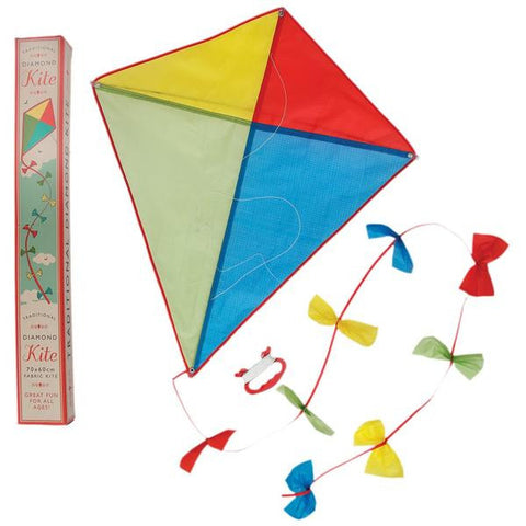 Traditional Diamond Kite from Hyde and Seek
