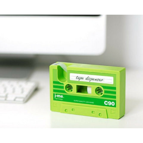 Tape Dispenser - Green