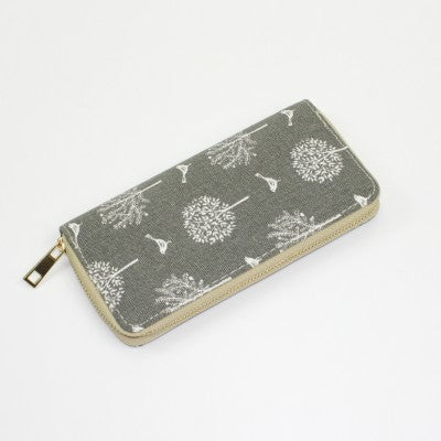 Grey Tatyana Purse