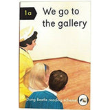 Buy We Go To The Gallery Ladybird Book from Hyde and Seek