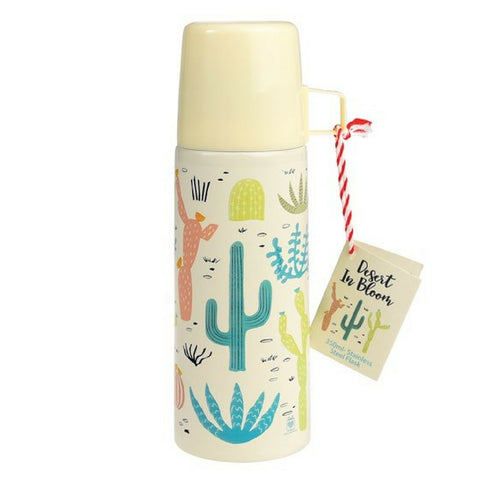 Dessert In Bloom Flask