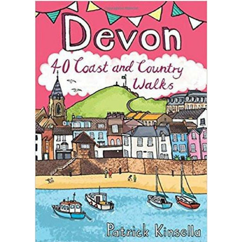 Buy devon 40 coast and country walks from Hyde and Seek