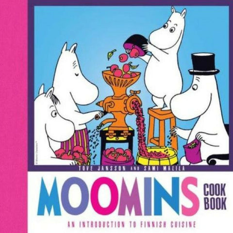 Buy The Moomins Cookbook from Hyde and Seek