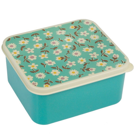 Vintage Daisy Lunch Box by Rex
