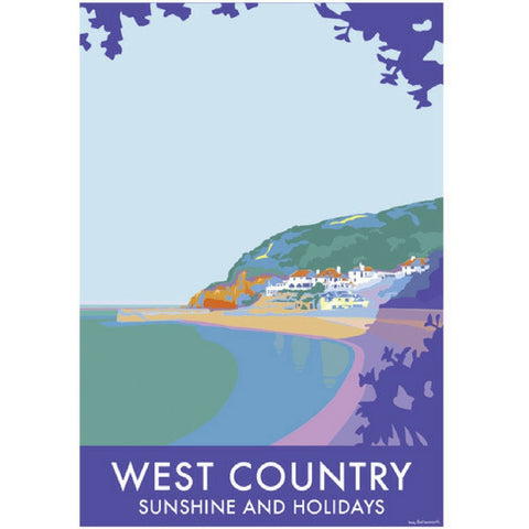 WEST COUNTRY CARD