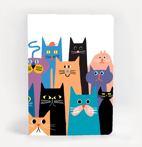 Cat Gang Notebook