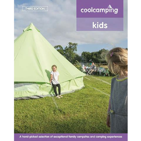 Cool Kids Camping Book