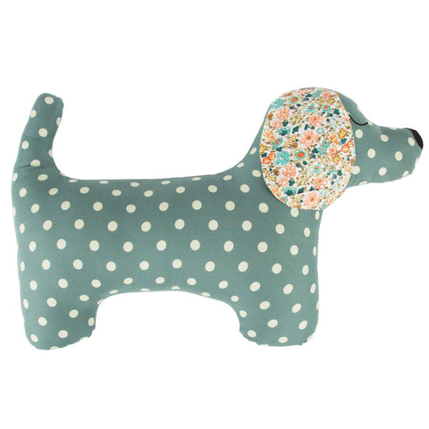 Dachshund Cushion from Hyde and Seek