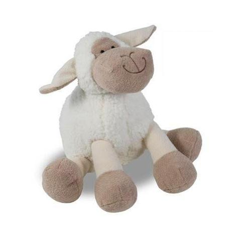 SMALL WHITE SHEEP SOFT TOY