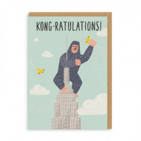Kongratulations Card