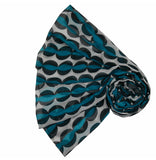Geo Circles Scarf in Assorted Colours from Hyde and Seek