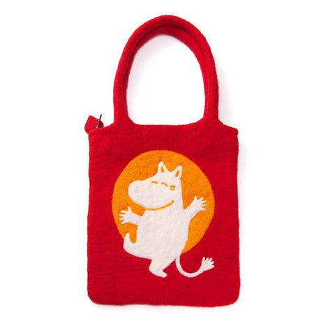Buy Moomin Felt Bags from Hyde and Seek