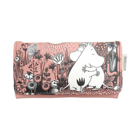 Moomin In Love Ladies Wallet